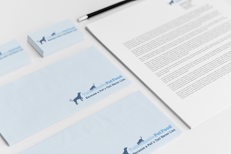 Tailormade Pet Food Branding