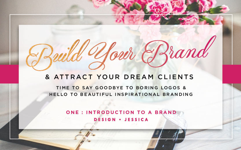 "Build Your brand & Attract Your Dream Clients - time to say goodbye to boring logos and hello to beautiful inspirational branding. In this first blog post I want to discuss what branding is, and throughout the following posts series I will aim to show you how great branding can attract your dream clients, how companies build strong brands and how you can do it too. I am going to start with explaining why branding is so important and why branding isn't just what you see in a logo. Appearing on your company stationery, advertisements, business cards, office signage, website and social media networks, your logo should accurately sum up the style and character of your business - but it isn't everything. A logo, although crucial to a brand isn't a whole brand. ""Your brand is not your logo, thinking this limits your business potential"" For example, let's look at a famous German car brand, a classic car brand that evokes a lot of reaction. Perhaps it evokes the idea of safety, speed, and great German engineering or perhaps you're reminded about the quote 'if you think you've had an unproductive day, at least you aren't the person who fits the indicators' – either way, you've formed these opinions about a brand beyond just the logo. ""Products are created in factories; brands are created in the mind"" – Waltor Landor You've formed these ideas from external factors – by what you've seen, how the company is seen within your circles and (the only part a business can control) what the company has sent out into the world. You cannot get all of that from just the logo design, you get these ideas from the company's brand. Let's brake the elements of that brand down. Along with reputation and products a company's brand is other physical things such as colours, type choices, patterns and photography, and how these are used in marketing to create an easily recognizable cohesive look. These physical elements are usually combined in a style guide or branding guide by a designer. We will talk about how this works later in the series. These individual elements are researched and decided by a designer with help from the company's owners. This becomes the visual expression of that company and evokes an emotional response, so it's really important. It's the combination of all these elements that attracts the dream clients. You can't be all things to all people and you wouldn't want to. You need to control what you output to your customers and hopefully control what customers think with help from this cohesive look. For example, you can tell the difference between a holiday tavern and a five-star hotel by their logo and branding. But imagine, if you re-designed cheap travel taverns marketing literature to look like the expensive hotel, it gives completely the wrong message to clients. You'd be shocked if you thought you'd be checking into somewhere like the Ritz but found yourself in a Holiday Inn, but both have their roles and therefore look like what you would expect. Large companies have perfected this and spend millions on their branding to attract the right customers, however it is just as important for small businesses and can be done cost effectively with the correct type of research. This can be done by you so easily. The secret is to think about your personality and about what you want to communicate to the world, and how this will flow across all elements of your business. You need to look like the industry you're in. If you are a florist don't brand yourself to look like an estate agent and vice versa. Of course you can be unique but make it easy for your customers, don't confuse them. You need to make sure that what you create for your company feels just right, and your clients know exactly what to expect. So let's try a little experiment. Your homework from this blog is to have a really good look at the brands you love and create a mood board of inspiration that you can use going forward to either brief a designer, or for your own designs. Inspiration can be everywhere; you just need to find it! Perhaps you could start a Pinterest board or cut things out of a magazine. I often keep articles from magazines that I love and find inspirational, especially if a designer has nailed the brief and its quick and easy to see exactly what the company does. With each element that you've pinned really analyze what appeals to you and how you could incorporate this into your own unique branding. The more you can find and refine what you love the easier it will be for you to create your own perfect company branding. Eventually you'll see the clearer picture and how your brand can develop from all of this amazing inspiration. If you're re-branding keep the parts of your existing brand and logo that you love and see that as a starting point to expand into new ideas and designs. Next time we will talk about your logo and how to create your new design. I hope you've enjoyed this introduction blog and found it useful. If so I'd love it if you'd like it or share it with someone else who might find it helpful. If you have any questions about branding post them below and I will be happy to answer them. So, I will see you next time for more about building your brand and attracting your dream clients."