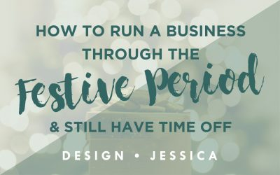 How to run a business through the festive period and still have time off