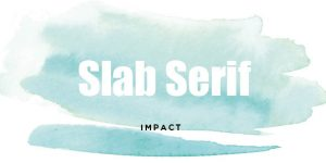 Slab Serif Title image for Build Your Brand Series by Design Jessica