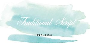 Traditional Script Title image for Build Your Brand Series by Design Jessica