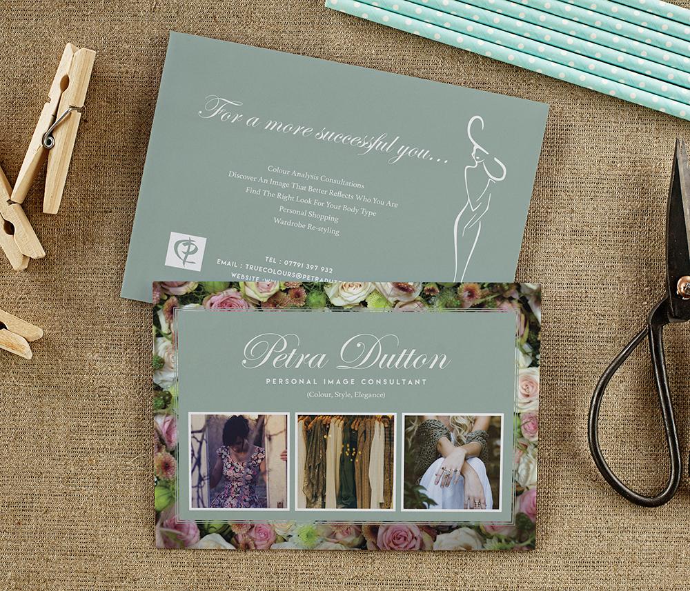 Petra Dutton Style Consultant Brand Design by Design Jessica