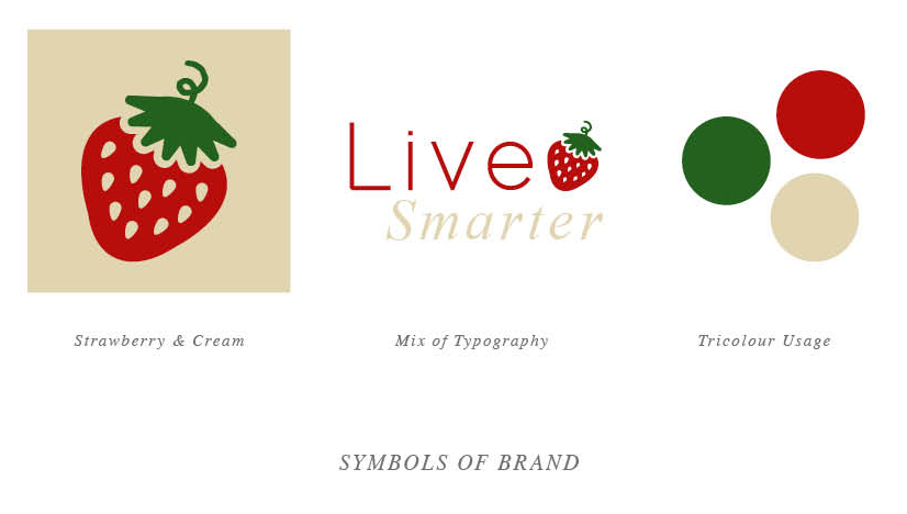 Strawberry Office icons