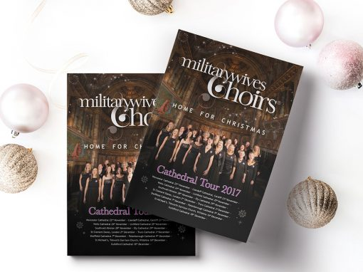 Military Wives Choirs – Christmas Cathedral Tour