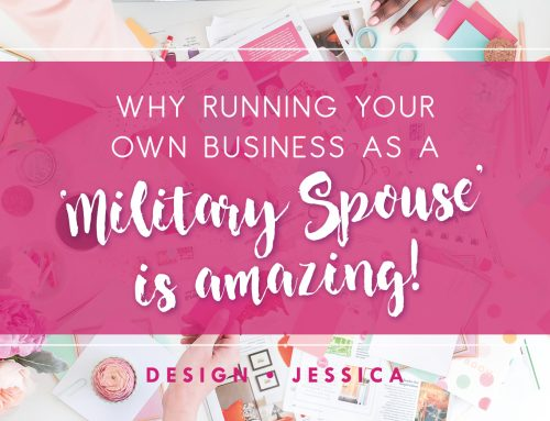 Why running your own business as a 'military spouse' is amazing!